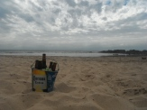 Beers on the beach