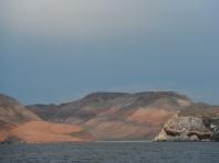 The colors of Isla Espirtu Santo