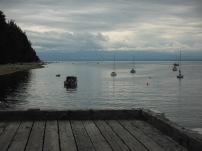 Manson's Landing dock
