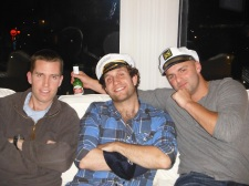 Sailor Party 12 - My bros + Rob