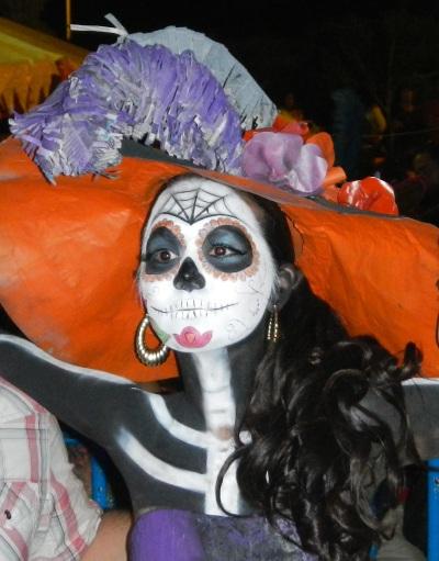 Makeup Closeup (photo courtesy of Stephanie)