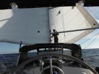 Sail change