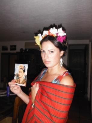 Katy does Frida so well