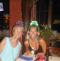 Sarah & Mum