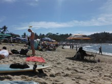 And then off to Sayulita for the SUP competition