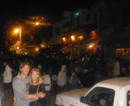 Sayulita street party