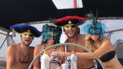 Equator party