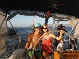 Departing Punta Mita... bye bye Mexico