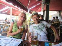 Caroline and Johannes