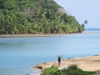 Will goes rogue on Huahine