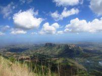 Lovely mountain vistas