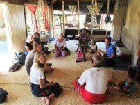 Presenting the kava