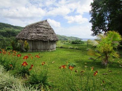Beautiful village of Zion