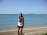 Anse Vata beach