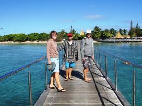 Anne-Marie, Chris & Will