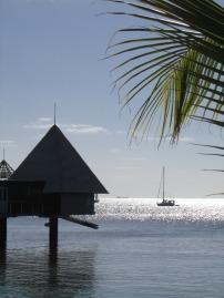 Free Mooring, $300 bungalow - same view