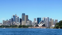 Opera House in nicer weather