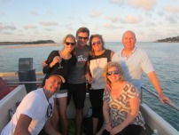 Stress free boating!