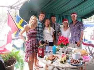 December 24th: Swedish Christmas Table