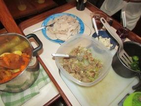 December 25th: Turkey Dinner
