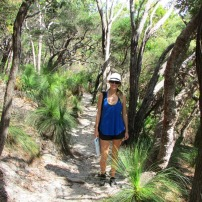 Hiking in the wonderful Noosa Heads National Park