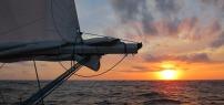 The final night sail