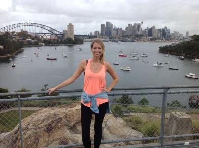 More walks in Sydney - Balls Head Bay