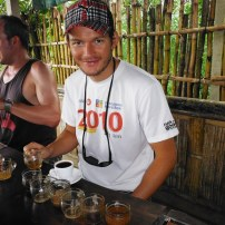 Will samples Lewak coffee... beans have been disgested and 'processed' by the animals