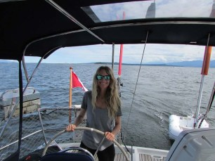On the helm lr