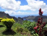 17 View down to Hatiheu Bay
