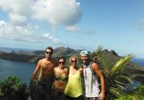 24 Sweaty hike to Anaho Bay
