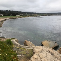 Looking toward Stillwater Cove