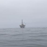 Oil Rig Irene